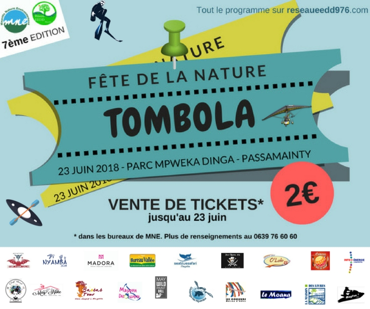 AFFICHE TOMBOLA FDN 2018